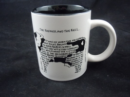 Banana Appeal Doug Wilson The Farmer & The Bell Holstein Mug - $1.99