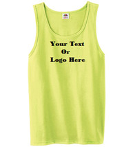 Custom Personalized Design your own Tank Top - $14.99+