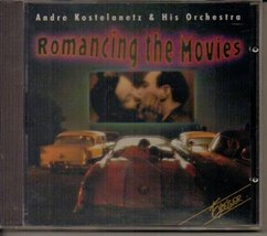 Romancing the Movies [Audio CD] Andre Kostelanetz & His Orchestra - $11.83