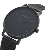41mm Men?s Watch - Ultra Thin Case Minimalist Waterproof Stainless Steel... - $202.45