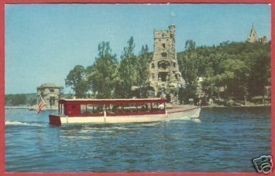 Primary image for Thousand Islands NY Alster Tower Heart Island PC BJs