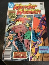 Wonder Woman #282 DC Comics  August 1981 Huntress Joker  - $4.31