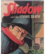 THE SHADOW AND THE LIVING DEATH-BIG LITLE BOOK-WHITMAN VF - $424.38