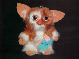 """10"""" Hasbro Softies Gizmo Plush Toy With Tags From Gremlins 1984 Cute - $98.99"""