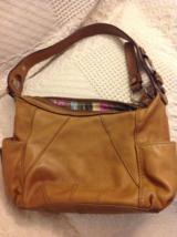 Tignanello Tan Satchel Hand Bag - $22.98