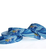 "Disney Cinderella Princess Grosgrain Ribbon 1""25mm width/DIY Hair Bow/Ki... - $4.95"