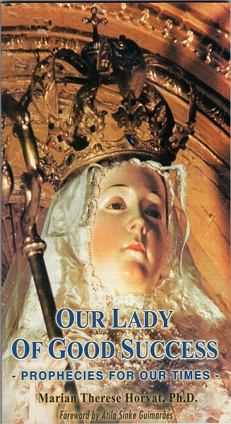 Our lady of good success  a 3