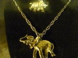 Haunted Sila Djinn Male Vintaged Elephant Pendent  Very Powerful - $125.00