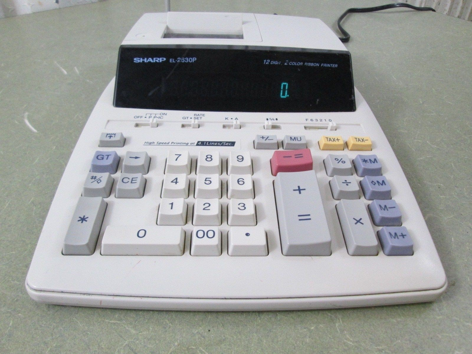 adding machine calculator