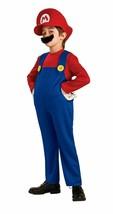 Rubies Nintendo Super Mario Brothers Deluxe Boys Child Halloween Costume 883655 - $24.99