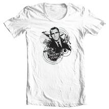 The Twilight Zone T-shirt vintage science fiction TV show 100% cotton mens tee image 2
