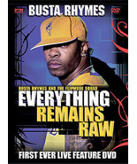 """Busta Rhymes """"Everything Remains Raw"""" DVD New - $4.98"""