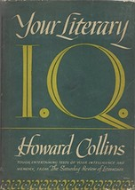 Your Literary I. Q. by Howard Collins - $4.90