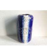 Cobalt Blue Vase Gift Glaze Ceramic Vase Rustic Vase Large Vase Centerpi... - $29.99