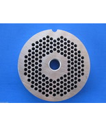 """#12 x 1/8"""" holes STAINLESS Steel Meat Grinder Mincer Chopper plate disc ... - $16.58"""