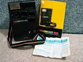 Kodak Colorburst 250 camera - $36.00