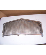 1970 FLEETWOOD DEVILLE GRILL  OEM USED HAS DENT CENTER POST JTRIM PITED ... - $294.53