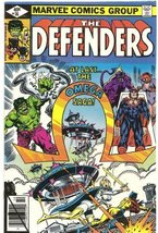 Defenders #76 (Little Triggers!) [Comic] by Marvel Comics - $3.91