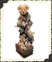 "Boyds Bears Folkstone ""Ms McFrazzle..Daycare Extraordinair"" #2883- 2E- NIB- 1999 - $12.99"