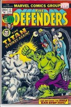 The Defenders, No. 12 [Comic] by - €3,19 EUR