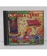 Hansel and Gretel Cicd 5009 Spanish Speaking Childrens Stories Audio Boo... - $9.99