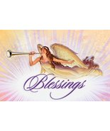 Blessings with Envelope (Christmas at Home - Ca... - $7.99