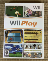 Wii Play (Nintendo Wii, 2007) Game BRAND NEW SEALED - $27.59