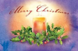 Merry Christmas Card [Turtleback] - $7.99