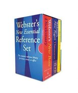 Houghton Mifflin 1020842 Webster-Feets New Esse... - $15.99
