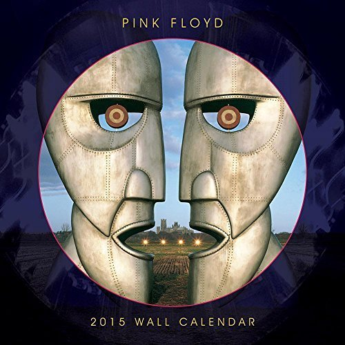 Pink Floyd Wall Calendar by Aquarius