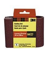 3M 9282NA Heavy Duty Power Sanding Belts, 4-Inc... - $5.99