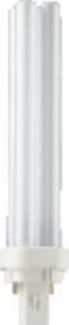 Philips 383232 - PL-C26W/35/ALTO Double Tube 2 Pin Base Compact Fluorescent Ligh
