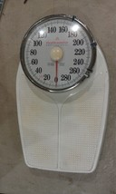 "5 Ff85 Health O Meter Bath Scale #1550 Nd, ""Bigfoot"", 19"" X 12"" X 5"" +/  Overall - $19.55"