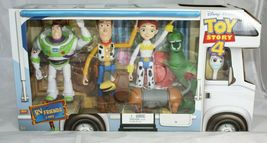 Disney Pixar Toy Story RV Friends 6-Pack Figures Officially Licensed NIB/Sealed image 3