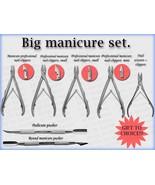 "Genuine Staleks, Professional ""Big manicure Set"" high quality !!! - $175.00"