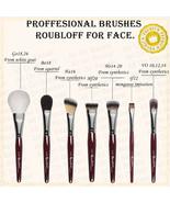 PROFESSIONAL Make-up BRUSHES FOR Face  go18,bo18,ha16, hf20,ho14,tf12,Ro... - $18.41+