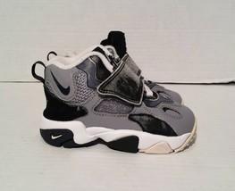 Nike Speed Turf Toddler Shoes Navy Blue Black White Size 6C #535737-003 - $11.10