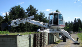 2000 TEREX HS41M For Sale In Boring, Oregon 97009 image 2
