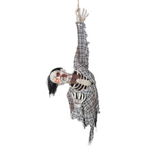 Ghoul Torso Animated Large Halloween Decoration - $49.34