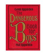 The Dangerous Book for Boys by Conn Iggulden-H... - $12.95