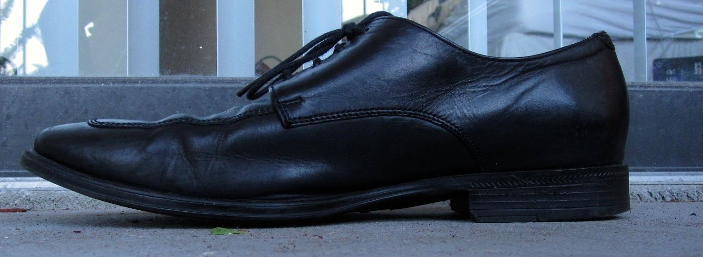 fb70074fcda Cole Haan Black Leather Shoes 7.5 M Lace Up and 45 similar items