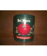 Collectable Del Monte Tomatoes Tin Can - $5.00