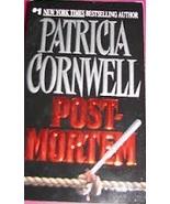 Postmortem...Author: Patricia Cornwell (used paperback) - $7.00