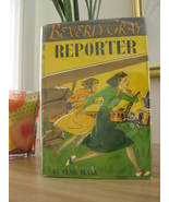 BEVERLY GRAY REPORTER #10 GIRLS MYSTERY SERIES Blue Cameo Cover DJ Clair... - $28.00