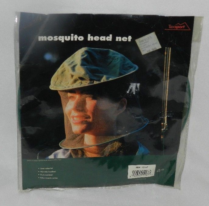 Head Protecter Net Mosquito, Bug, Other Insects NEW