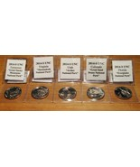 2014-S America the Beautiful Quarters (All Five in Unc Mint - MS) Shippe... - $4.95