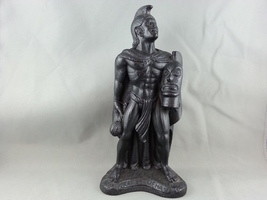 Co Co Joe's Statue - King Kamehameha 1 - With Tiki Mask - Made with Lava !  - $55.00