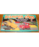 BUMPER CARS GAME OF BUMPING OR BEING BUMPED PARKER BROTHERS 1987 COMPLETE - $20.00