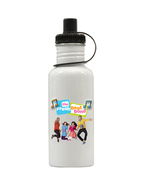 Fresh Beat Band Personalized Custom Water Bottle, Add Childs Name - £14.37 GBP