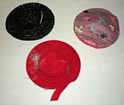 Doll Hats & Hatbox - $8.95